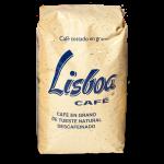 Café LIsboa descafeinado grano natural