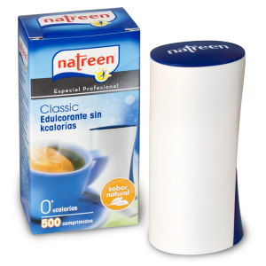Natreen endulzante en comprimidos