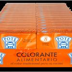 Colorante alimentario Pote sobre 0,8 g