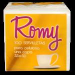 Servilletas Romy 33x33