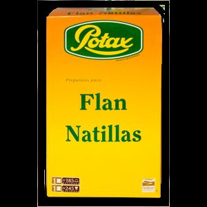NAtillas-flan Potax