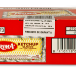 Ketchup Prima sobre 10 g