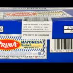 Mayonesa Prima sobre10 ml