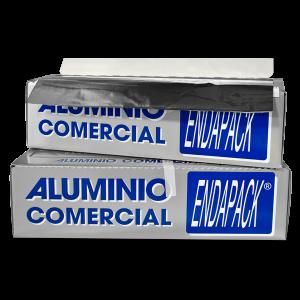 Papel aluminio rollo 30x300