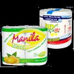 Papel de cocina Manila y compacto Luy