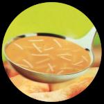 Cremas, salsas y sopas