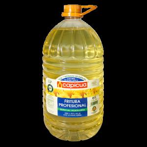 Aceite de girasol Capicúa garrafa 5 L