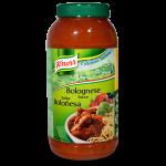 Salsa boloñesa frasco 2,25 L