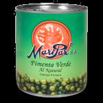 Pimienta verde al natural lata 350 g