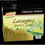Lasaña verde Knorr caja 5 Kg