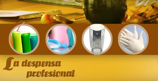 Envases higiénicos y productos de limpieza