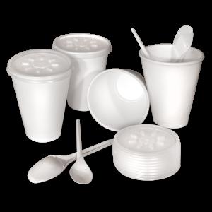 Vaso térmico, tapa y cucharilla