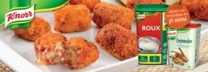 Hacer croquetas Knorr