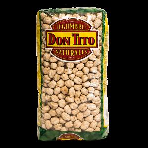 Garbanzo lechoso Don Tito