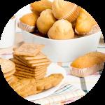 Pastelería y galletas